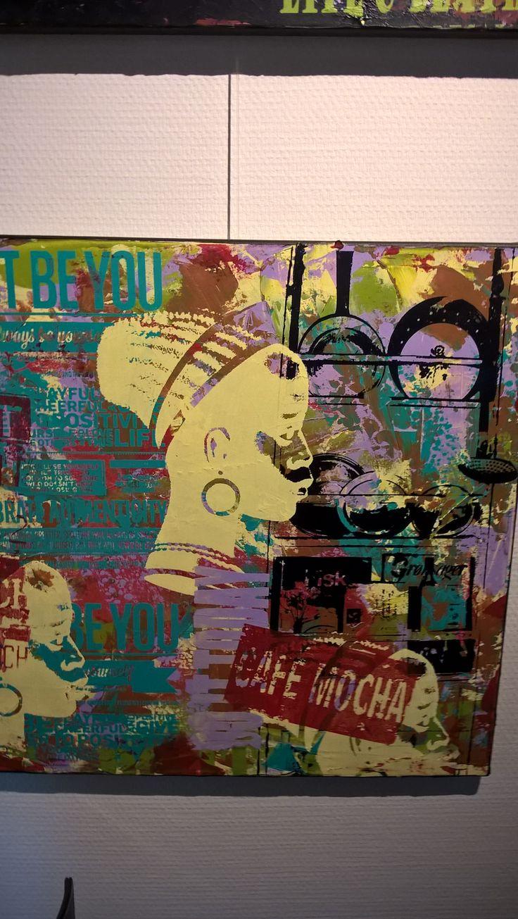 Billede med tekst på #galleri3g
