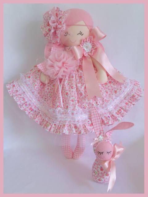Miss Noelle by Trellis Design Dolls