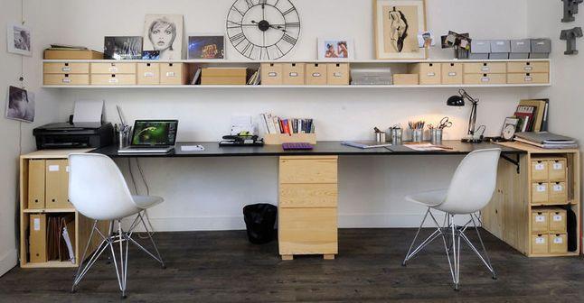 Aménager un bureau : conseils de Philippe Demougeot...