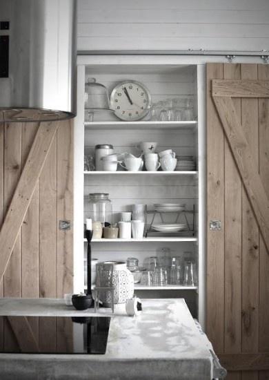 Prachtige houten keuken Door lottemanou
