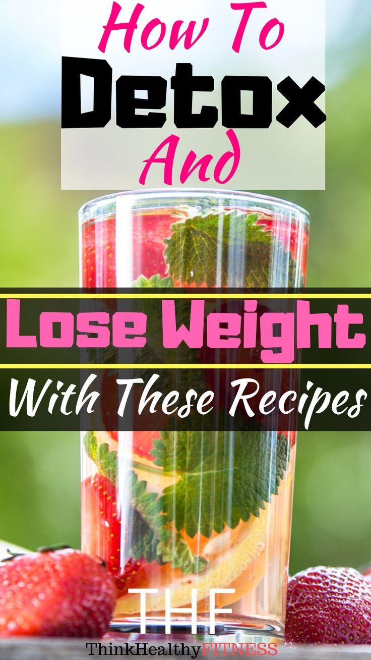Detox Water: 7 Weight Loss Recipes