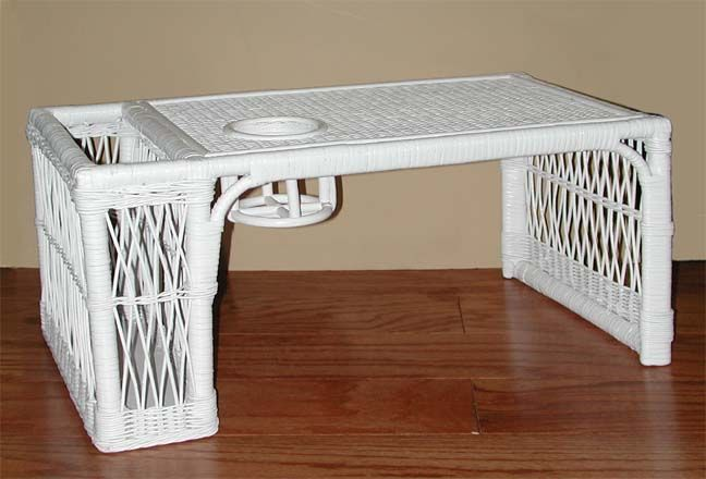 Wicker Bed Tray Because Everyone Loves Breakfast In Bed