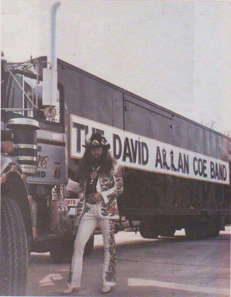 David Allen Coe