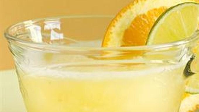 Perfect for fancy Super Bowl parties, Kentucky Derby parties, BBQs or a weeknight happy-hour-at-home, this citrusy, boozy Bourbon Slushie is unforgettable.
