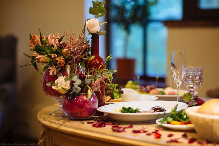 Композиции на стол, бохо-букет, бохо свадьба, марсала, Marsala, boho wedding, Marsala wedding, bouquet bride, bride