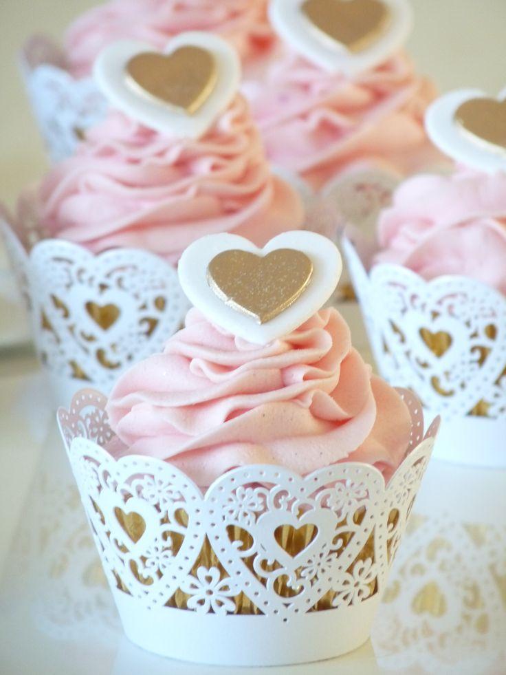 Pastel Pink Wedding Cakes