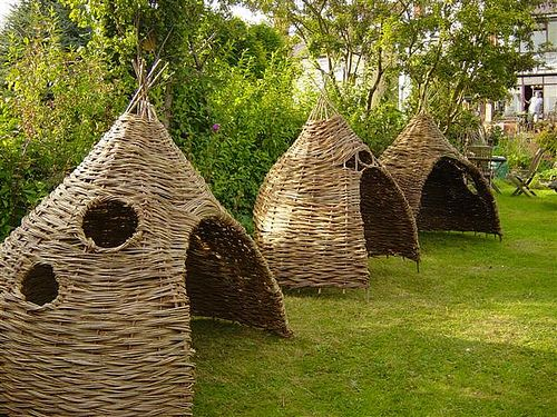 willow dens by carole wildworks, via Flickr
