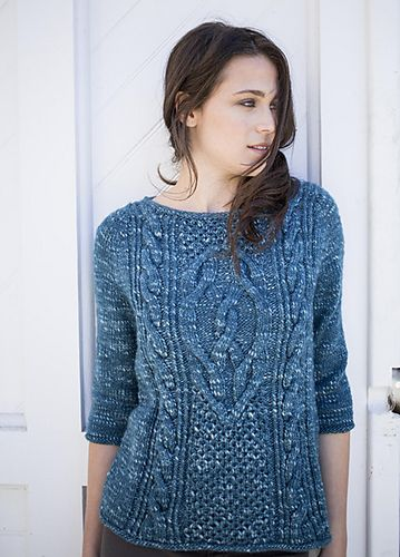 Ravelry: Lempster pattern by Norah Gaughan
