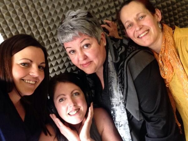 The first Be Extraordinary radio show for women on Liverpool Community Radio