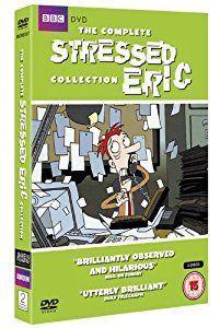 The Complete Stressed Eric Collection [DVD]: Amazon.co.uk: Alexander Armstrong, Mark Heap, Morwenna Banks, Geoff McGivern, Rebecca Front, Alison Steadman, Gordon Kennedy, Paul Shearer, Doon Mackichan: DVD & Blu-ray