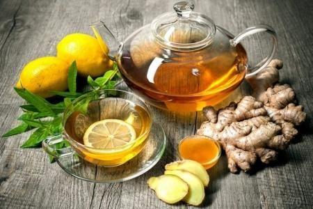 Имбирный чай – прекрасный иммунный напиток