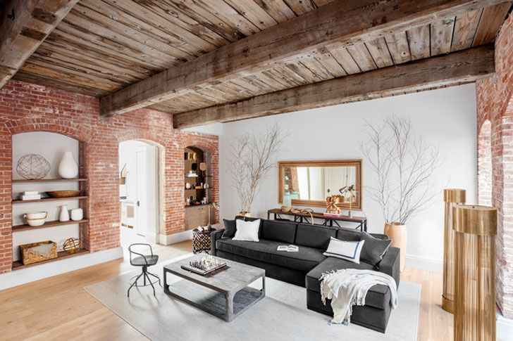 Loft at its best in New York by Decor Aid | Beautiful loft pictures