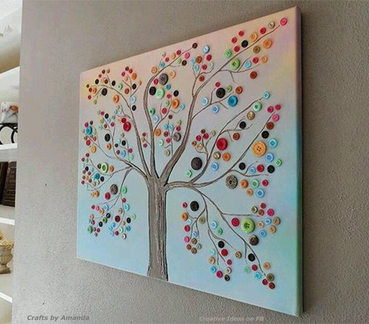 Button tree Love it!!!!!!