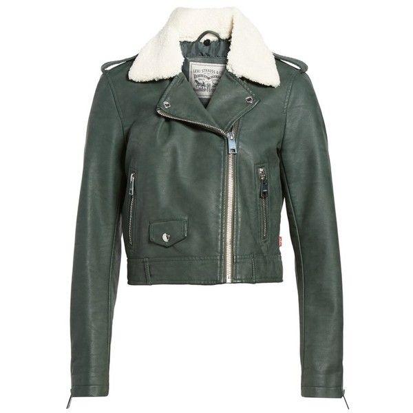 Leather Moto Jacket Women S