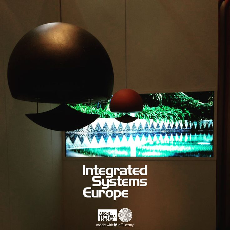 Game is on at Ise2017, stop by to visit Architettura Sonora at booth C100 in Hall3, and realize when Sound really matters! #ISE2017 #Concrete #Soundmatters