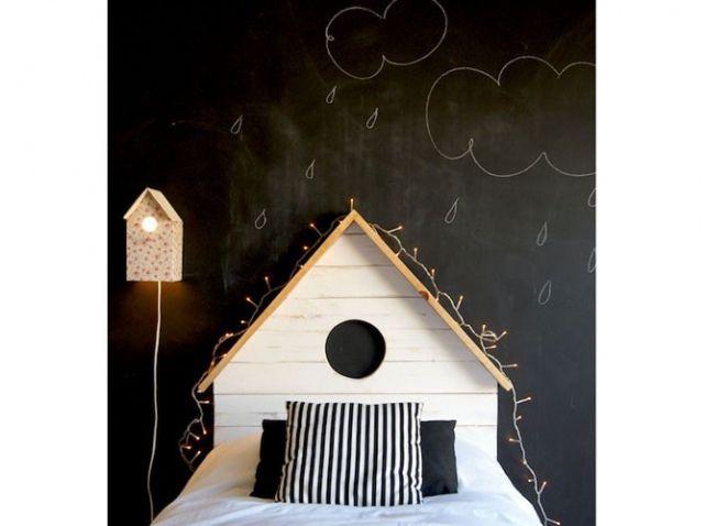 les 25 meilleures id es concernant t tes de lit pour. Black Bedroom Furniture Sets. Home Design Ideas