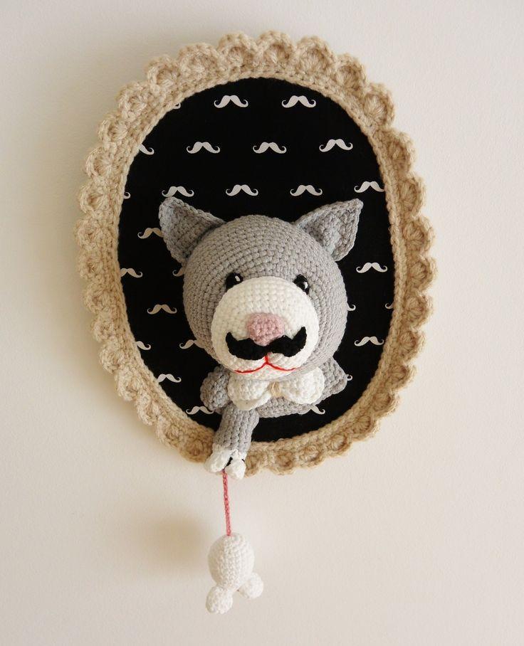98 best Trophée animaux images on Pinterest Crochet toys