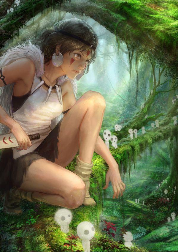 Princess Mononoke by
