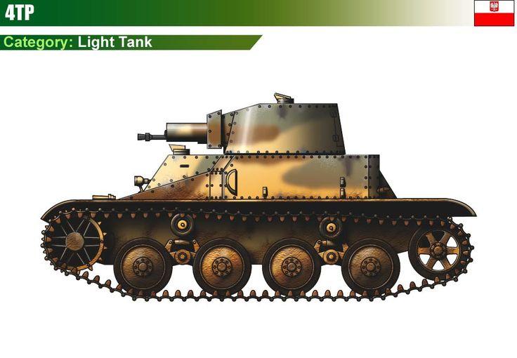 Light Tank Vickers 6t Mark E Type B