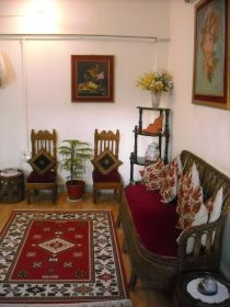 "Vijaya Sinha's creation ""MY LOVELY HOME"". Home Decor. EmoTagged Joy"