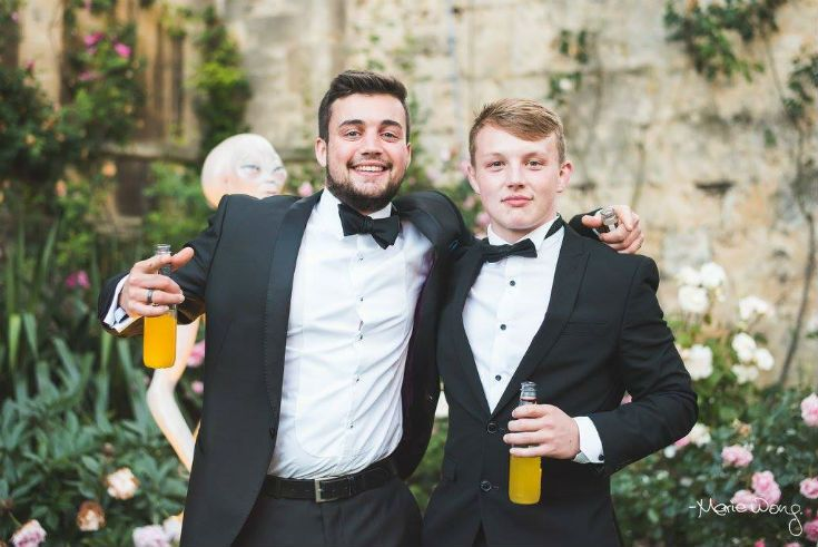 Univ Summer Ball 2016 - photo courtesy of and © Marie Wong