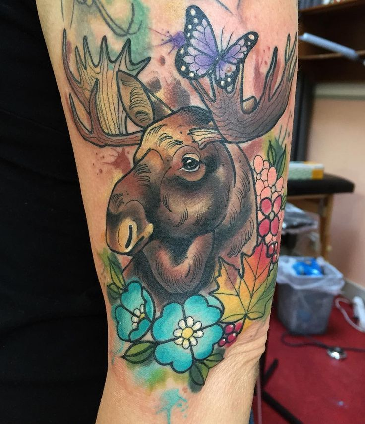 Messed Up Life Quotes: 25+ Best Ideas About Moose Tattoo On Pinterest