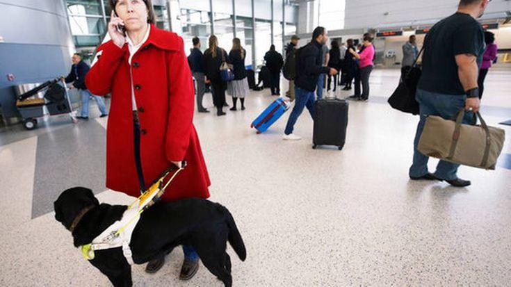 #locationdavion 2 Houston airports go high tech for sight-impaired travelers - Sacramento Bee #kevelair
