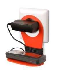 Puhelimen latausteline - OmaShop, 5,50e  (pinkki tai punainen!)