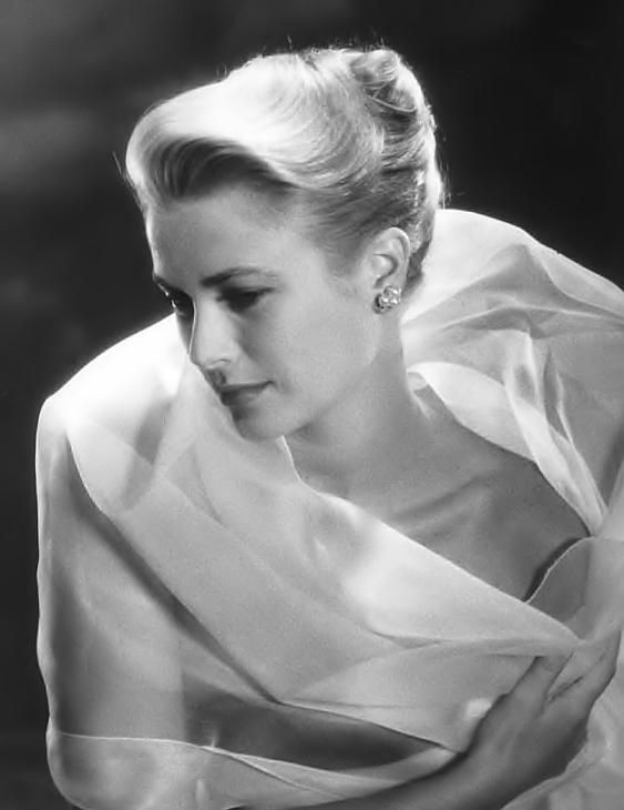 """Getting angry doesn't solve anything."" Grace Kelly"
