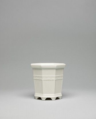 4 X 4 inches Waldemarsudde flowerpot no 1, 13 cm