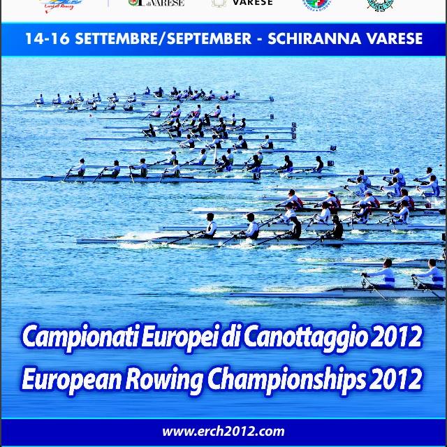 14-16 Settembre Europei di Canottaggio alla Schiranna, Varese. www.elmecsolar.it