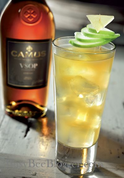 Cocktail Recipe Thursday: Cocktails For Oyster Day - CAMUS Cognac Cliffdiver cocktail recipe