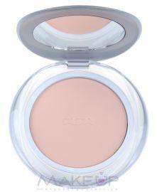 Пудра для лица - Pupa Silk Touch Compact Powder