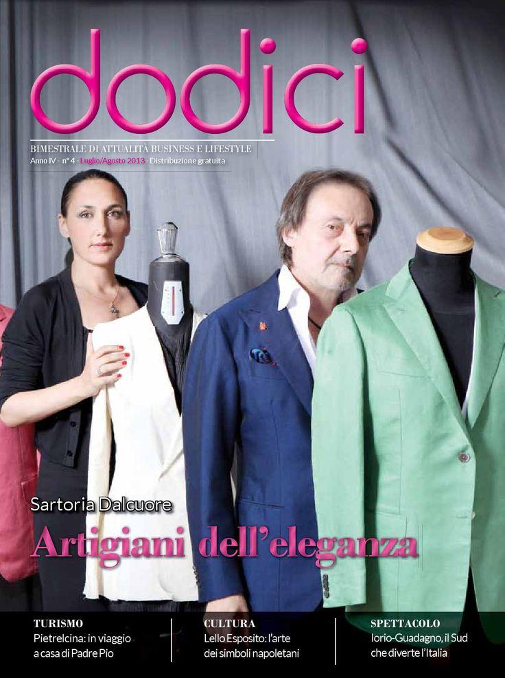 Dodici Magazine 04/2013