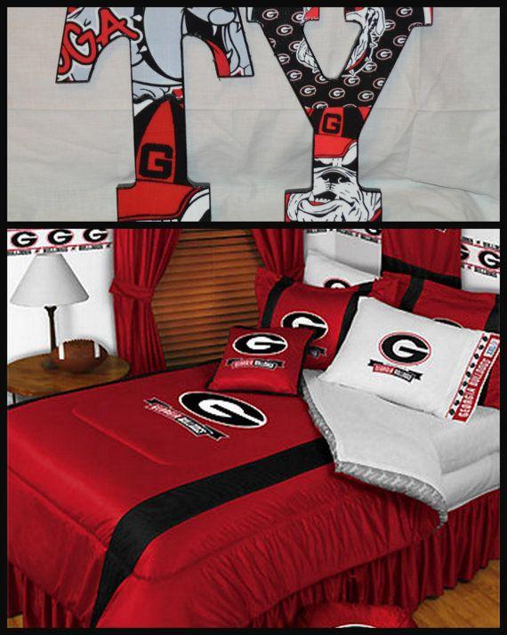 Georgia Bulldogs Inspired by annhenderson1422 on Etsy   9 50. 26 best Georgia Bulldogs Nursery Kid s Room images on Pinterest