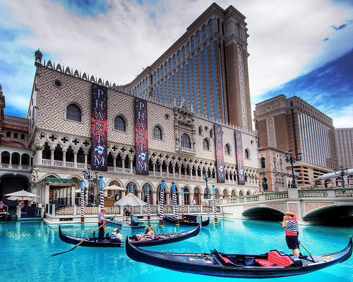 Venetian hotel <3