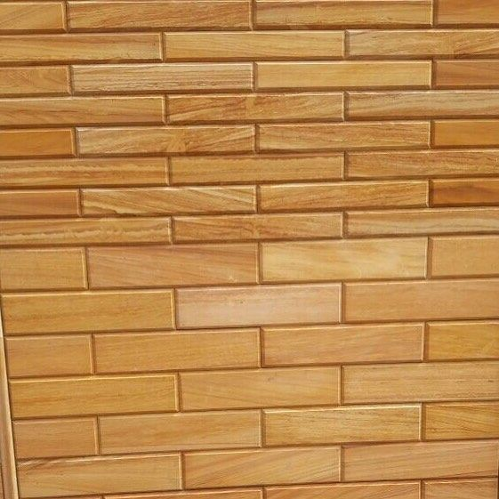 Teak sandstone cladding #sandstone #interior #naturalstone #architechture #landscapedesign #landscaping #interiordesign