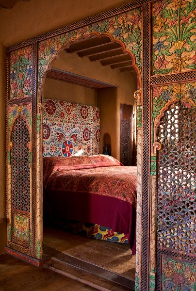 The Inn Of Five Graces Santa Fe Nm Moroccan Bedroom Decormoroccan