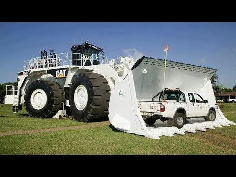 Top 10 Gest Trucks In The World Heavy Equipment Largest Dump Compilation You