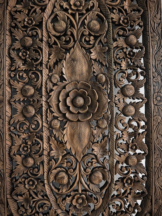 Best ideas about carved wood wall art on pinterest