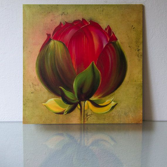 """Lotus Bulb"" from the series ""In the Lotus Land"" - FOTOBOARD"