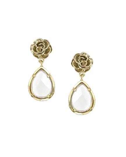 Hannah rose earrings in crystal $55Dee Earrings, Hannah Rose, Crystals Earrings, Rose Earrings, Design Jewelry, Crystals 55, Wedding Earrings, Bridal Earrings, Designer Jewelry