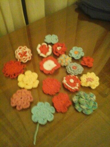 My first crochet..