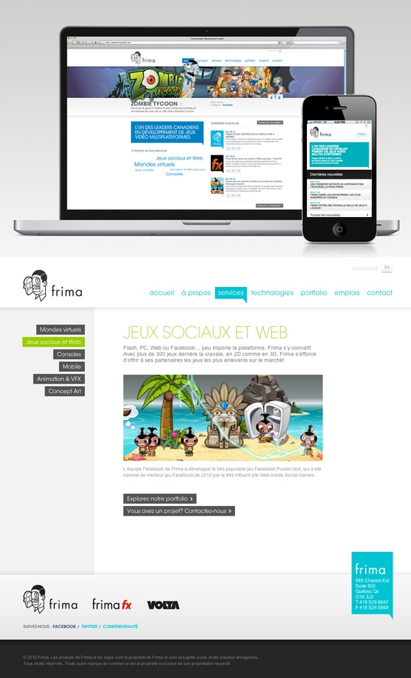Client: Frima Studio
