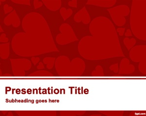23 best love powerpoint templates images on pinterest ppt free marriage powerpoint template toneelgroepblik Images