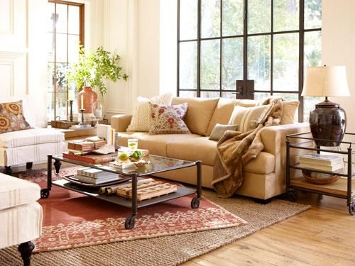 17 Best Images About Transitional Living Room On Pinterest