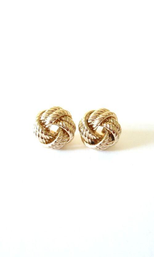 gold knots
