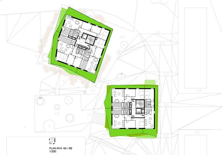 Gallery - Update: Villiot-Rapée Apartments / Hamonic + Masson - 26
