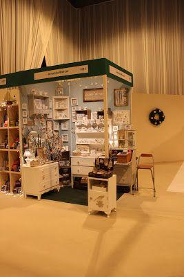 Amanda Mercer - Ceramic Design & Loveliness: Country Living Christmas Fairs, London and Scotland 2012