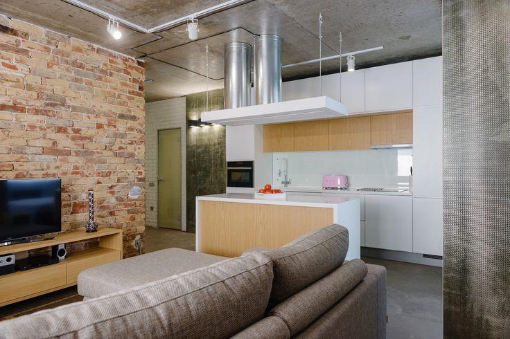 лофт,дизайн квартиры,квартира лофт,интерьер лофт,кухня лофт,гостиная лофт,кирпич,loft,design,interior loft,kitchen loft